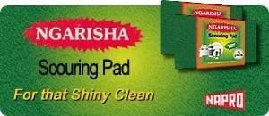 NGARISHA Scouring Pads